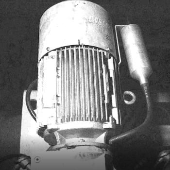 רזוננס במנוע Turning Gear  של טורבינה