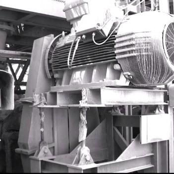 תכנון לקוי של בסיס מנוע משאבה